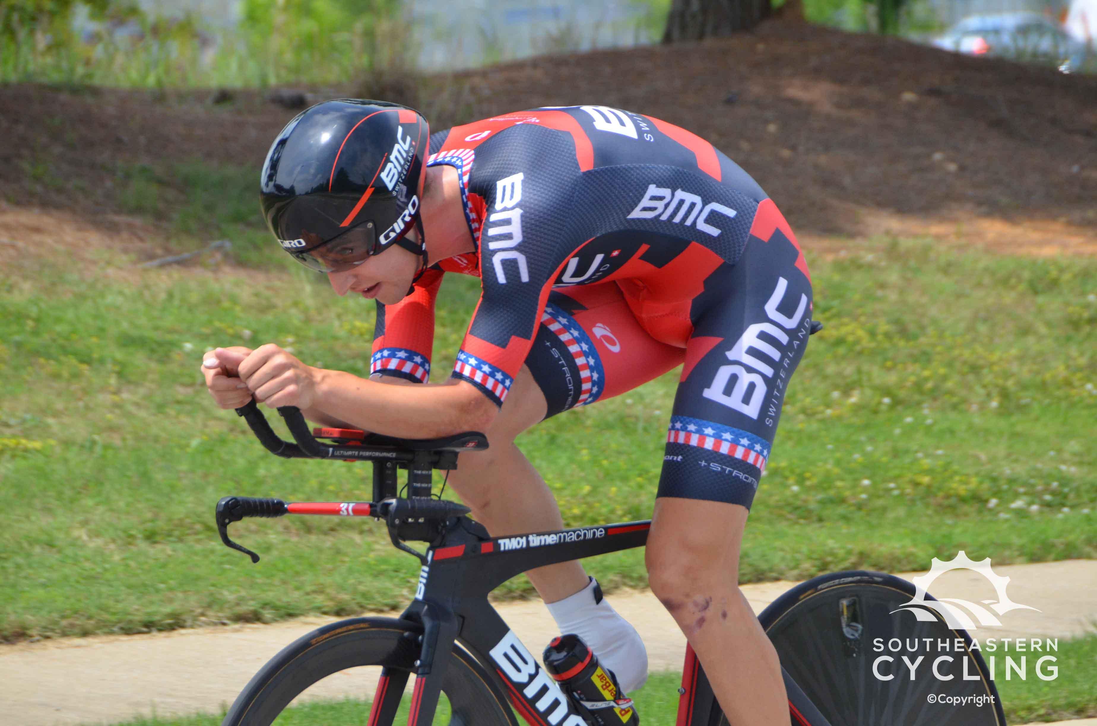 2014 Taylor Phinney US Pro TT Champion